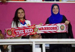 Together with President of Kelantan FA - Malaysia