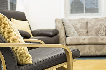 Comfortable room for psychotherapy Dumfries and Galloway