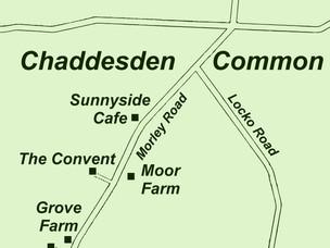 The Sunnyside Cafe, Chaddesden Common.