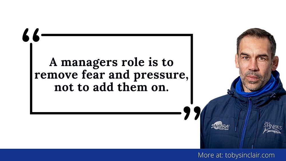 Alex Sanderson Leadership Lessons