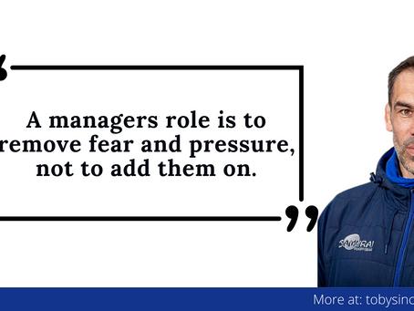 Leadership Lessons: Alex Sanderson | Sale Sharks Rugby