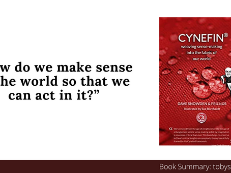 Book Summary: Cynefin by Dave Snowden et al | Learning about Complexity