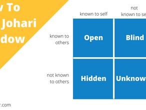 How To Use Johari Window To Build Self-Awareness