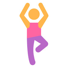 Yoga Mat Icons