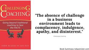 Book Summary: Challenging Coaching by Ian Day, John Blakey