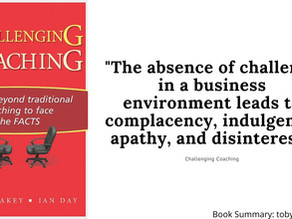 Book Summary: Challenging Coaching by Ian Day, John Blakey