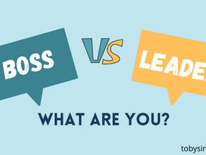 Boss vs Leader: 10 Behaviour Differences