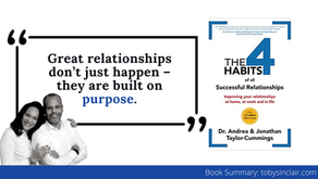 Book Summary: How To Have Successful Relationships   The 4 Habits