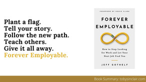 Book Summary: Forever Employable by Jeff Gothelf   5 Step Approach