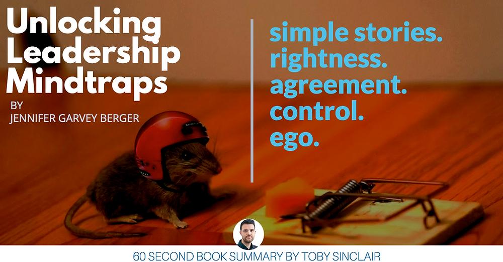 Unlocking Leadership Mindtraps Banner