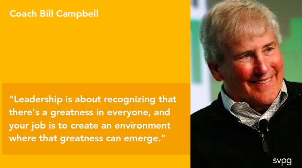 Product Leadership Bill Campbell