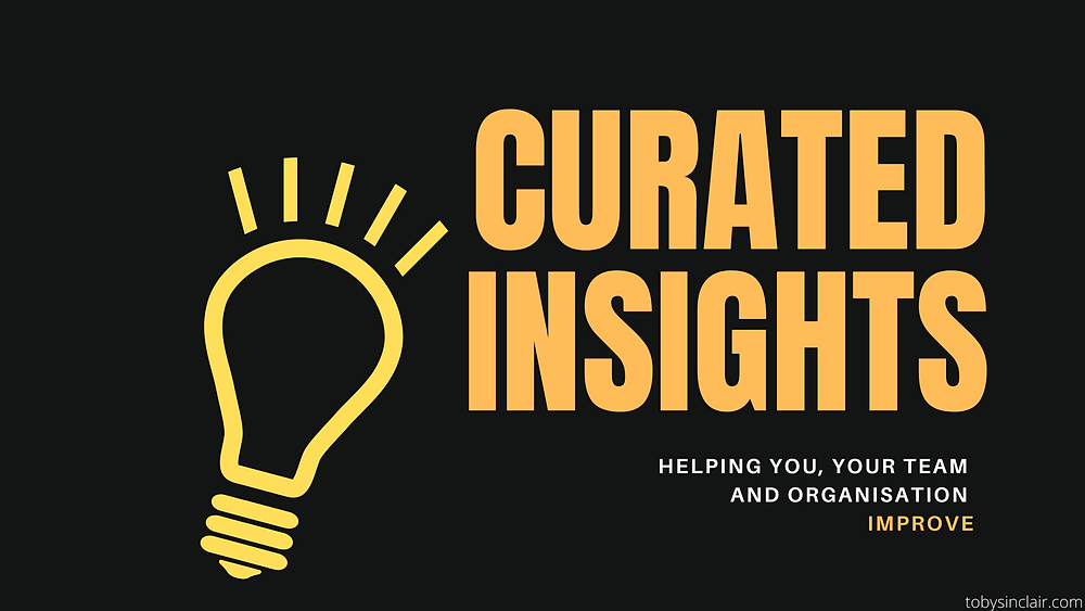 Curated Insights Toby Sinclair