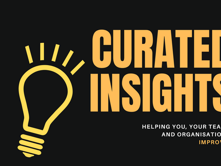 Curated Insights | Friday 15th January 2021