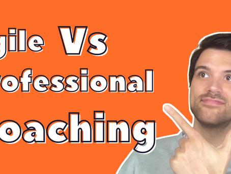 Agile Coaching v Professional Coaching