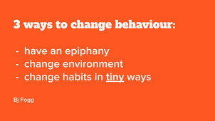 Changing Habits at Scale Slide 8