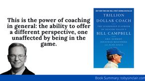 Trillion-Dollar Coach Summary by Eric Schmidt et al.   Silicon Valley Coaching