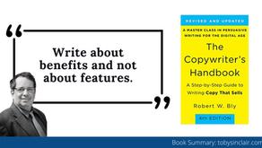 Book Summary: The Copywriters Handbook by Robert W Bly