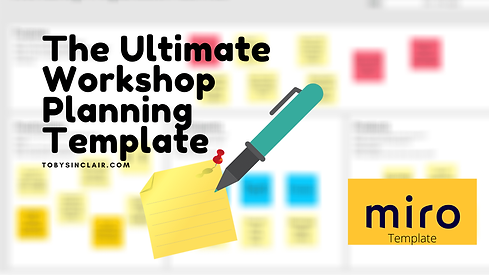 The Ultimate Facilitation Planning Templ