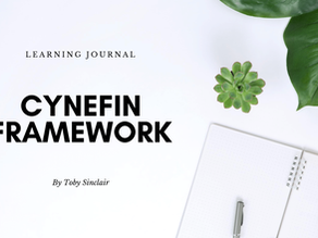 Cynefin Foundations Training – A Learning Journal by Toby Sinclair