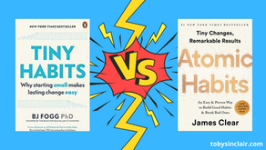 Tiny Habits vs Atomic Habits   Which should you read?