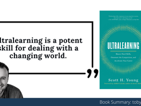 Ultralearning Summary by Scott Young | Bonus Infographic