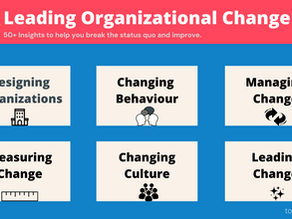 Leading Organizational Change   50 + Insights for Leaders