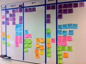 Do you have an inclusive Kanban board?
