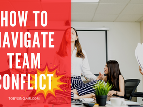 How To Navigate Team Conflict | Coaching Skills for Technology Leaders