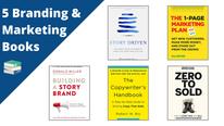 5 Branding Books Best for Entrepreneurs
