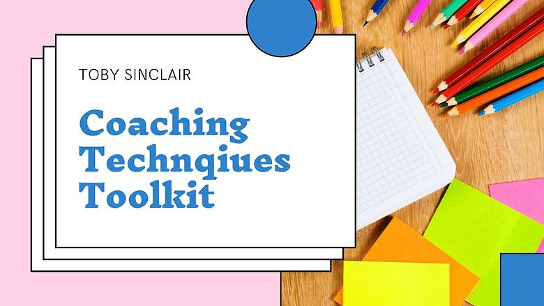 Coaching Technique Toolkit