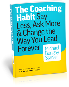 Coaching-Habit - Michael Bungay Stainer