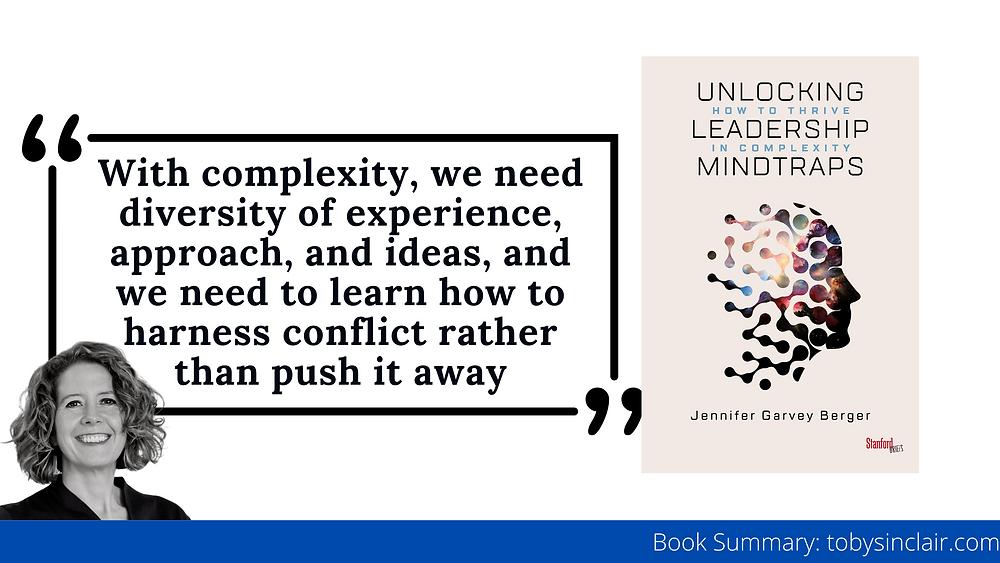Unlocking Leadership Mind Traps Summary