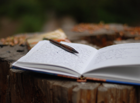 5 Mindful Writing Exercises for your Self-Care Toolkit