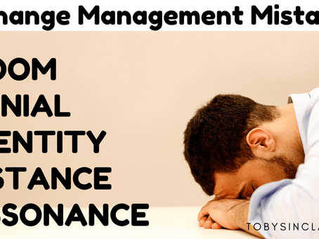5 Change Management Mistakes And How To Avoid Them