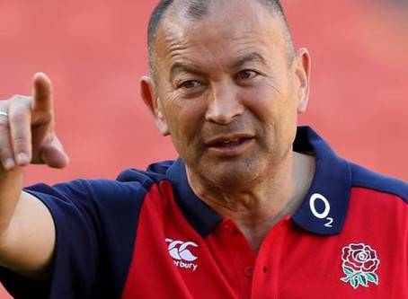 What I learned from England Rugby Coach Eddie Jones