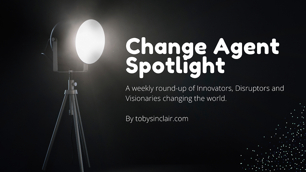 Change Agent Spotlight Banner