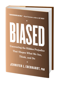 Book Summary: Biased by Dr Jennifer Eberhardt | Free Infographic