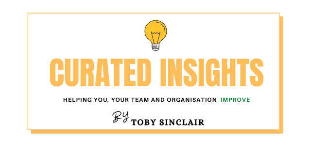 Curated Insights Newsletter Banner