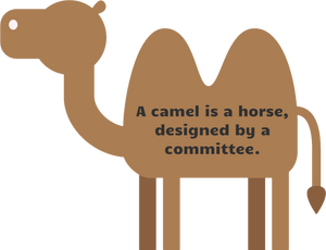 camel designed by committee