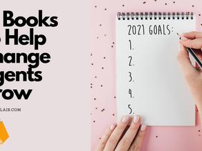 10 Books To Help Change Agents Grow