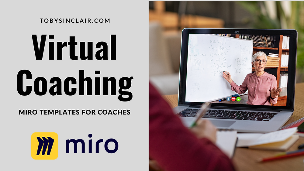 Virtual Coaching Miro Templates