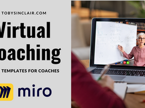Virtual Coaching Exercises | 5 Miro Templates for Coaches