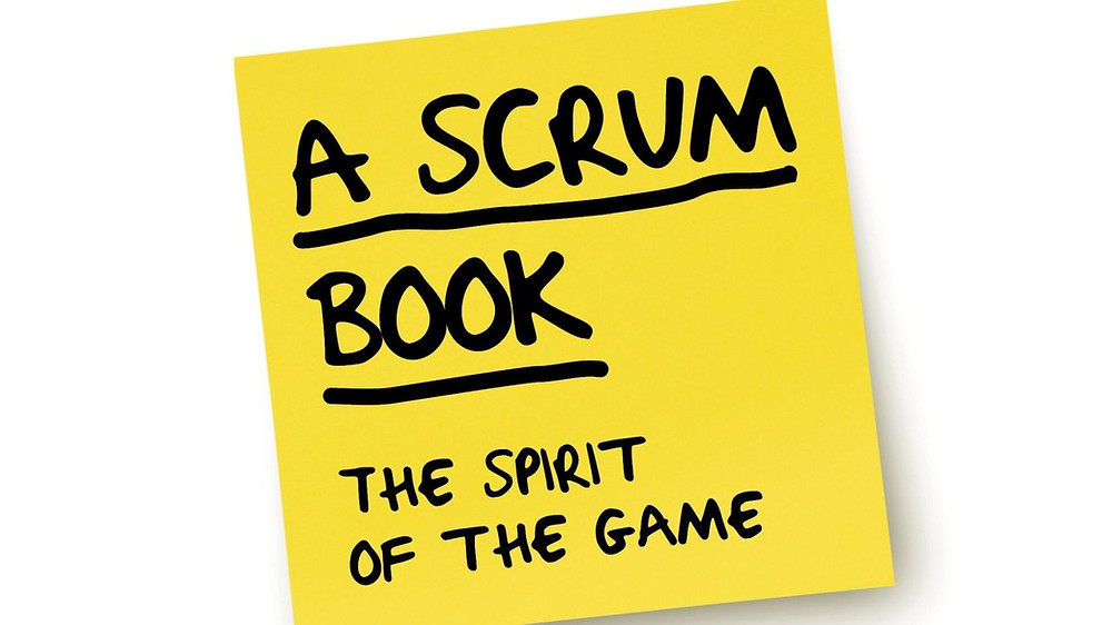 The Book Cover of A Scrum Book by Jeff Sutherland