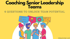 Coaching Senior Leadership Teams   Ask These 6 Questions