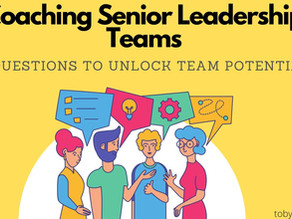 Coaching Senior Leadership Teams | Ask These 6 Questions