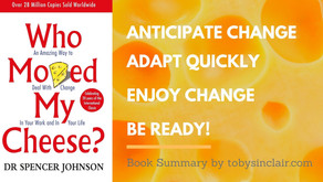 Who Moved My Cheese Summary - Dr. Spencer Johnson   Analysis and Quotes