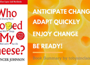 Book Summary: Who Moved My Cheese? By Dr. Spencer Johnson | Analysis and Quotes