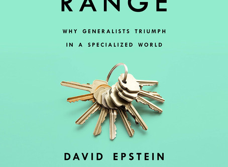 Book Summary: Range Why Generalists Triumph by David Epstein | The 3 Big Ideas