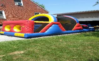 Obstacle Course $260