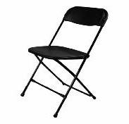 Folding Chair $1.50 per